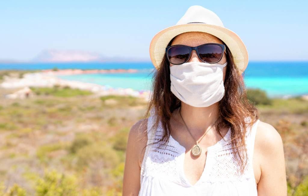 Mondkapje wordt weer verplicht in de buitenlucht op de Balearen eilanden