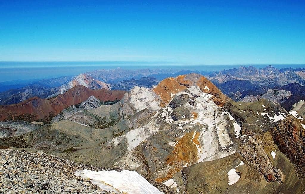 Top 10 hoogste bergen van Spanje om 'uit te waaien'