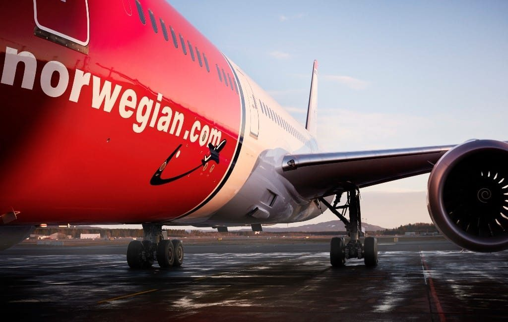 Norwegian Air ontslaat 1.191 werknemers en sluit 3 van de 5 basissen in Spanje