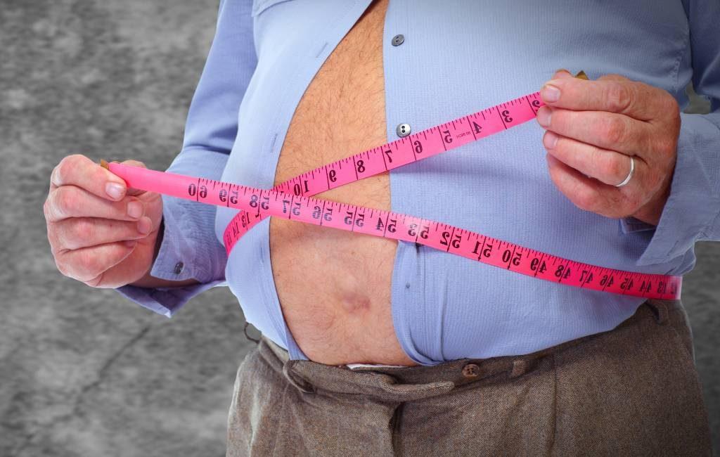 Volgens een onderzoek heeft 22% van de inwoners van Spanje obesitas
