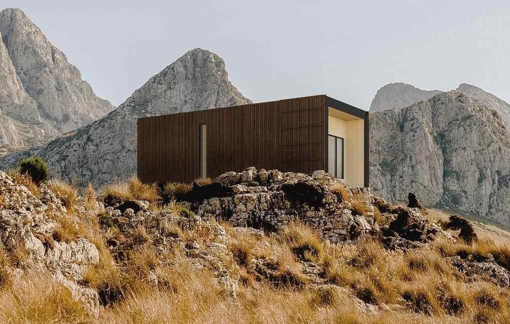 Mercadona indirect begonnen met de verkoop van houten tiny-houses