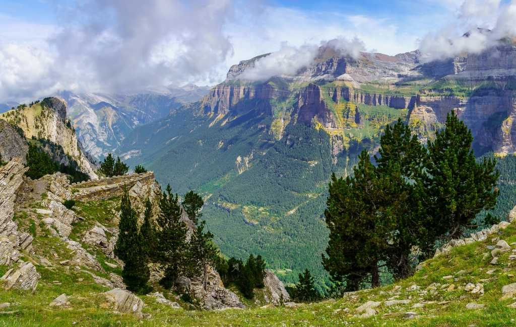 Nationale Park Ordesa en Monte Perdido gekozen tot beste van de Spaanse Pyreneeën