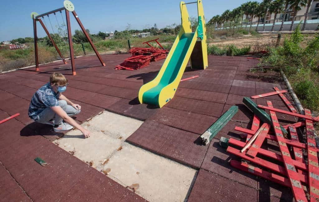 Woningbezitters Orihuela-Costa klagen over gebrek aan onderhoud