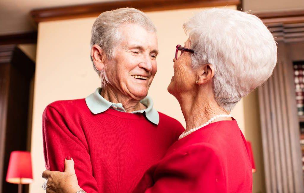 De ontwikkeling van de ouderen in Spanje, Nederland, België en de EU