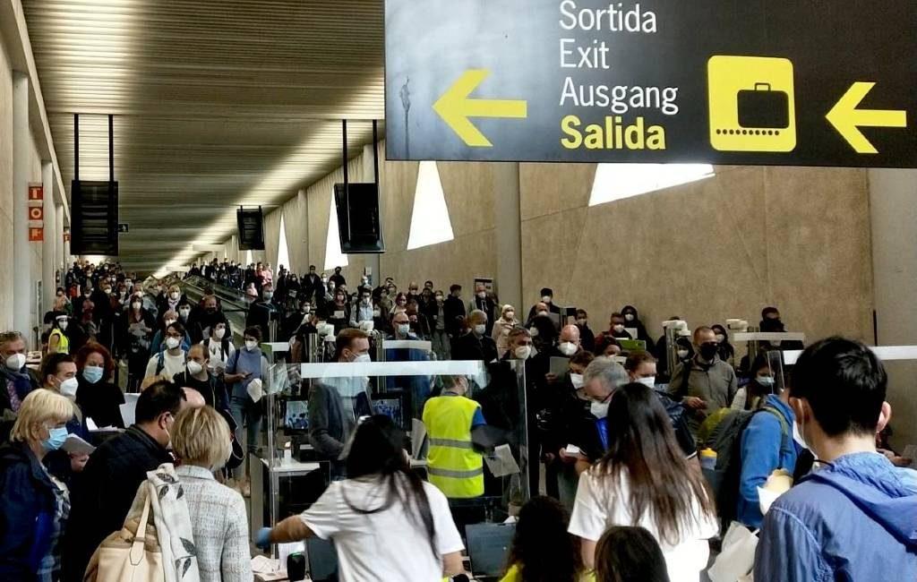 Mallorca overspoeld door Duitse toeristen na een verdriedubbeling van het vliegverkeer