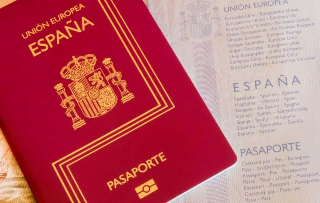 Nederlanders en Belgen die in 2019 de Spaanse nationaliteit hebben aangevraagd