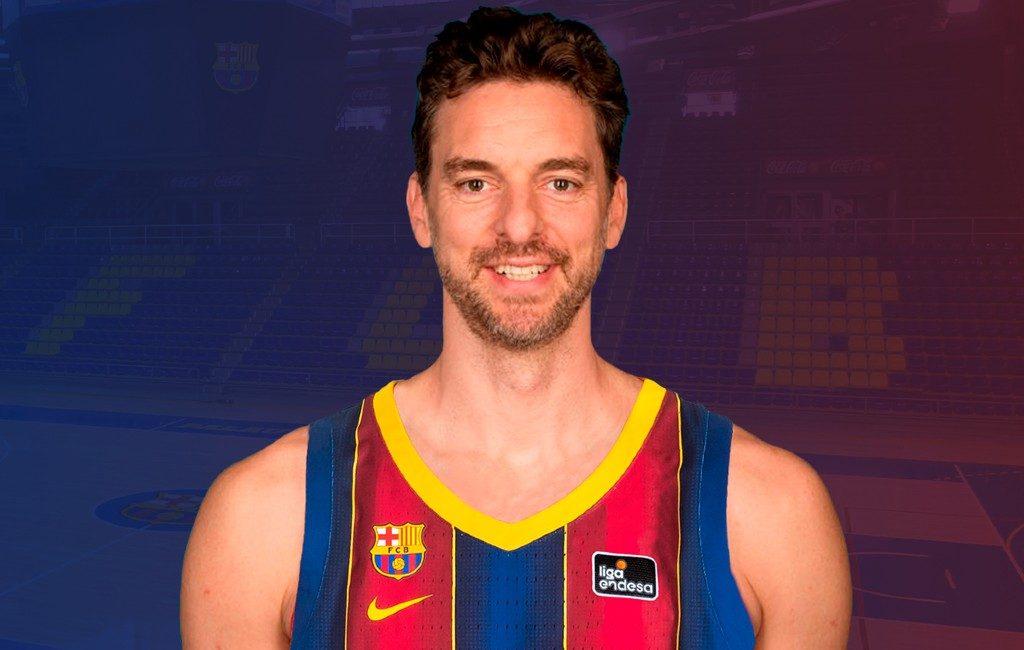 Spaanse basketbalspeler Pau Gasol beëindigt zijn carrière