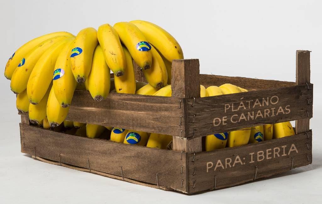 Levenslang gratis Canarische bananen voor YouTubers die Andorra verlaten