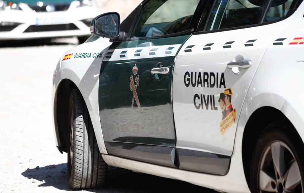 1,3 miljoen euro in auto met Belgisch kenteken in Tarragona gevonden