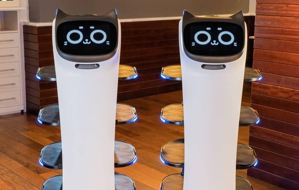 Restaurant in Cambrils neemt bedieningsrobots in dienst