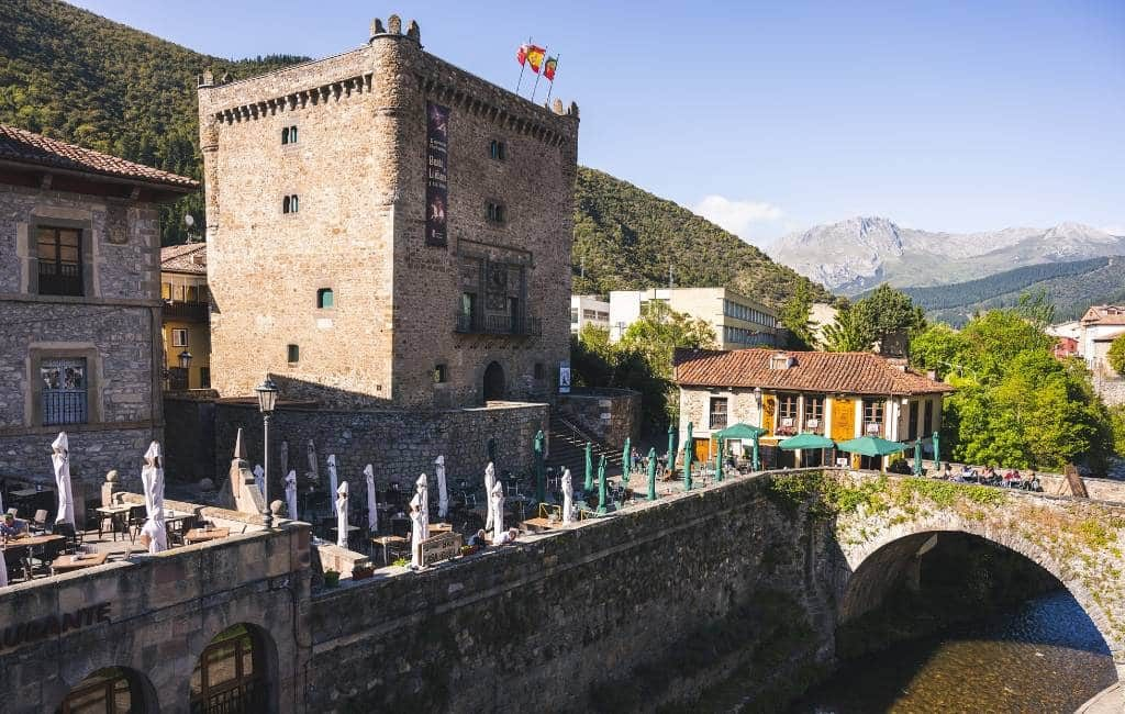Potes in Cantabrië gekozen tot Turismo Rural hoofdstad 2020