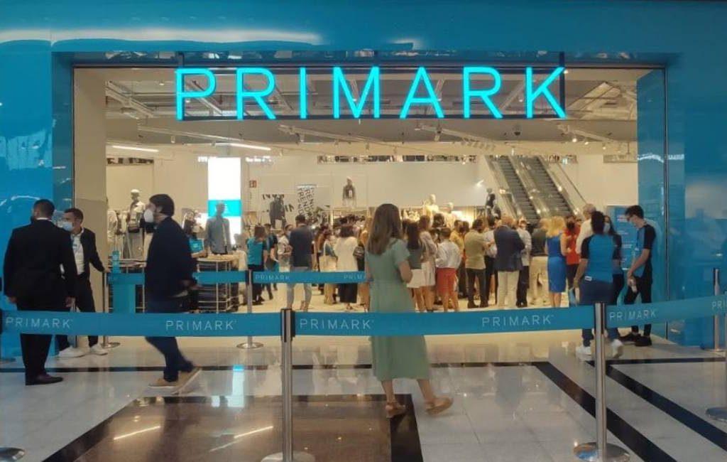 De eerste Primark winkel van Marbella en twaalfde in Andalusië geopend