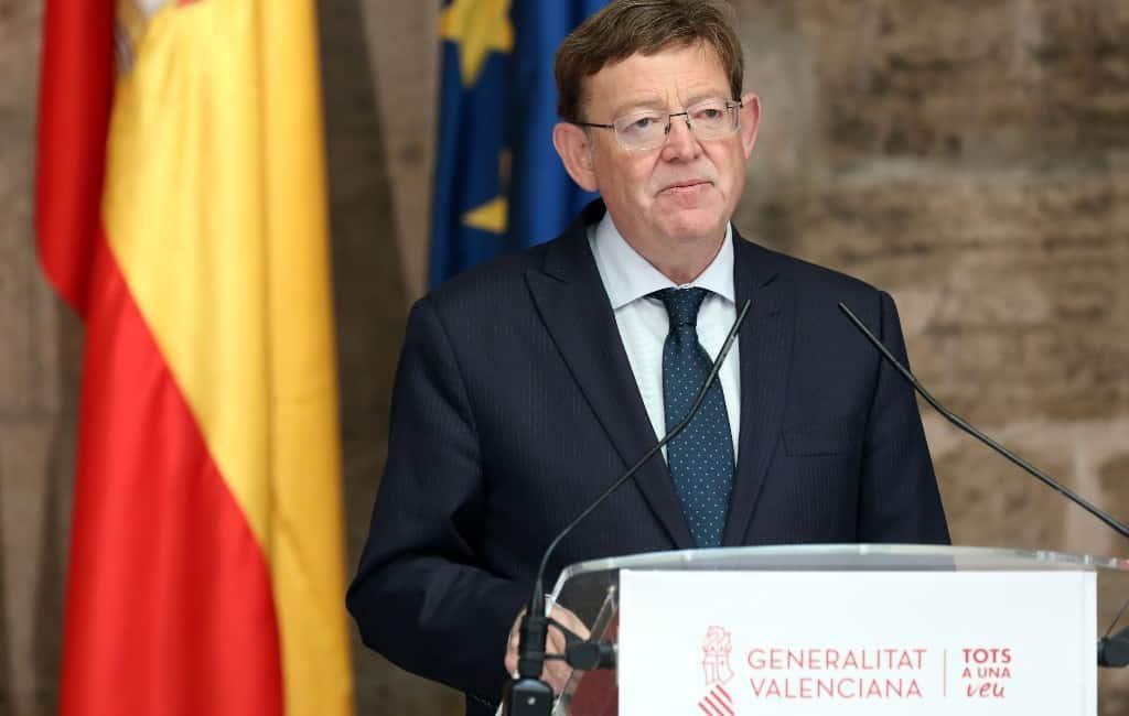 Valenciaanse regiopremier waarschuwt voor regionale lockdown