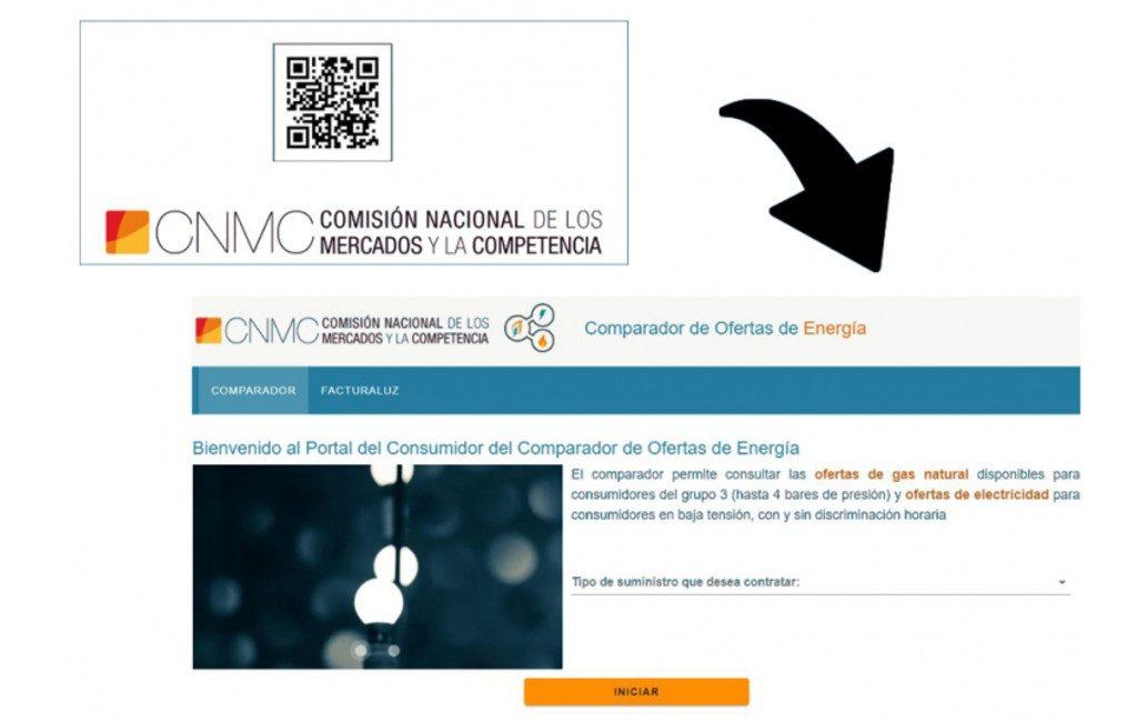 QR-code om via elektriciteitsrekening tarieven te vergelijken verplicht in Spanje