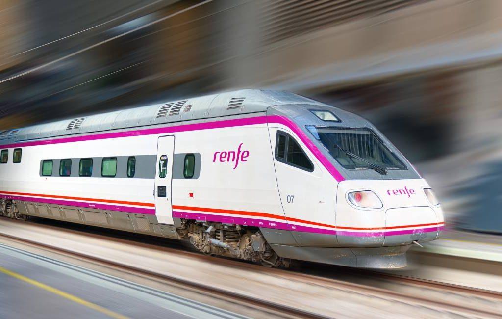 Machinisten staking bij Spaanse spoorwegen zorgt voor 892 geannuleerde treinroutes