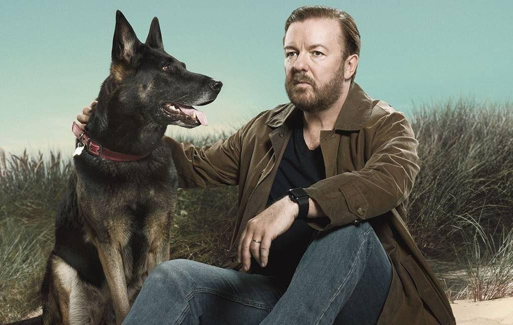 Britse komiek Ricky Gervais en zijn afkeer van stierenvechten