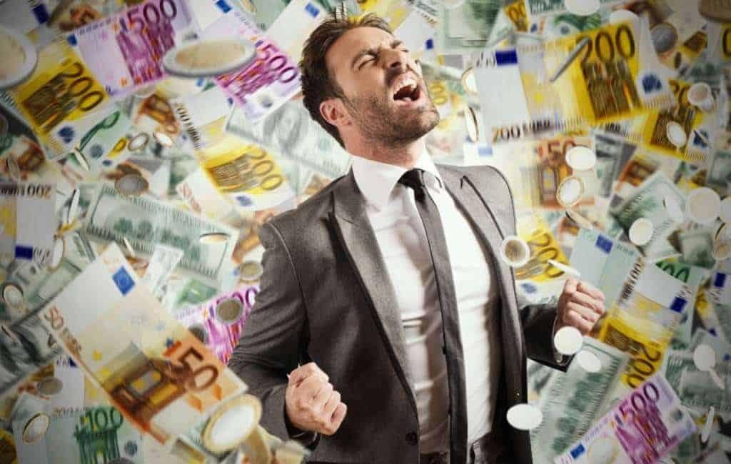 Aantal miljonairs in Spanje met 5% toegenomen