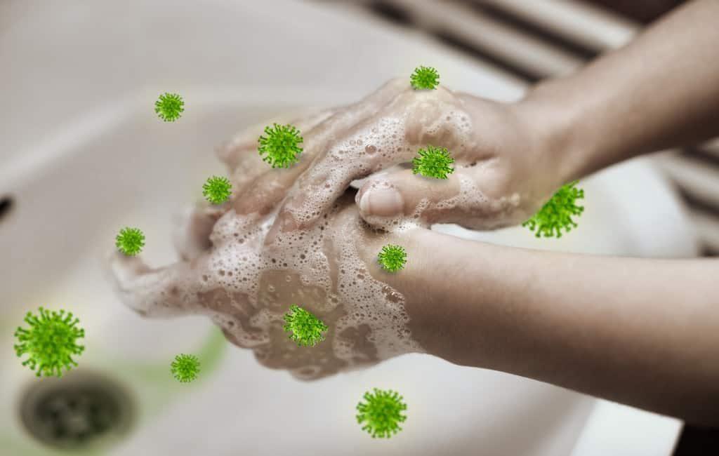 Coronavirus al in maart 2019 in rioolwater Barcelona