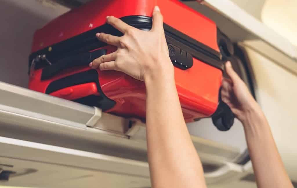 Geen gratis rolkoffers meer in de cabine bij Vueling