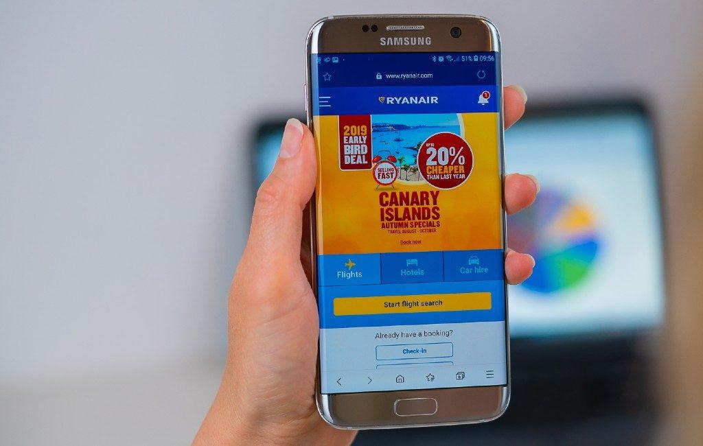 Ryanair lanceert via eigen smartphone app de 'C-19 Travel Wallet' voor al je corona documenten
