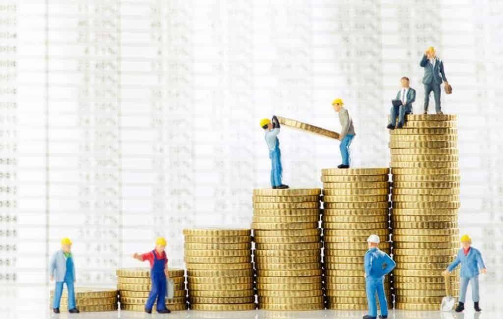 Spanje op 23e plaats van lijst met landen met hoogste gemiddelde salaris