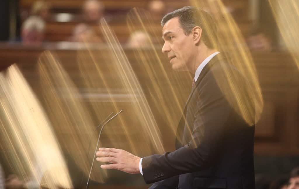Spaanse regering wil een verlenging van 30 dagen van de noodtoestand