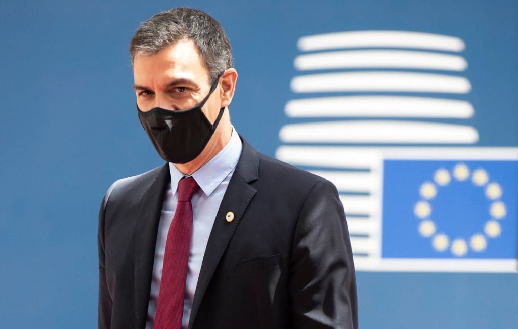 Spanje ontvangt na eurotop uiteindelijk 140 miljard euro