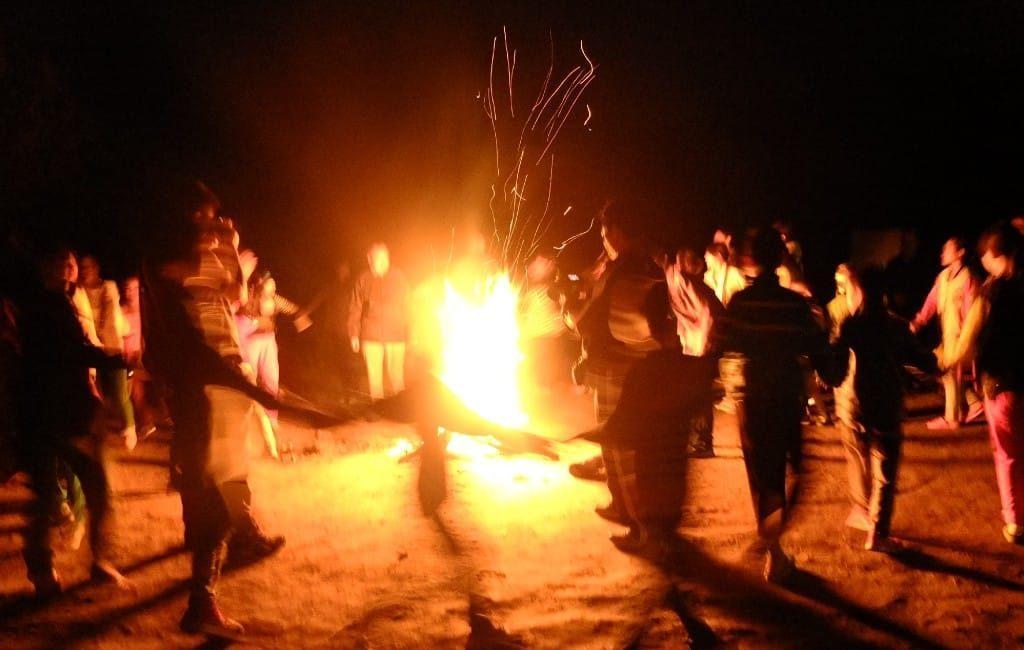 Het San Juan feest in Spanje op veel plaatsen beperkt of geannuleerd