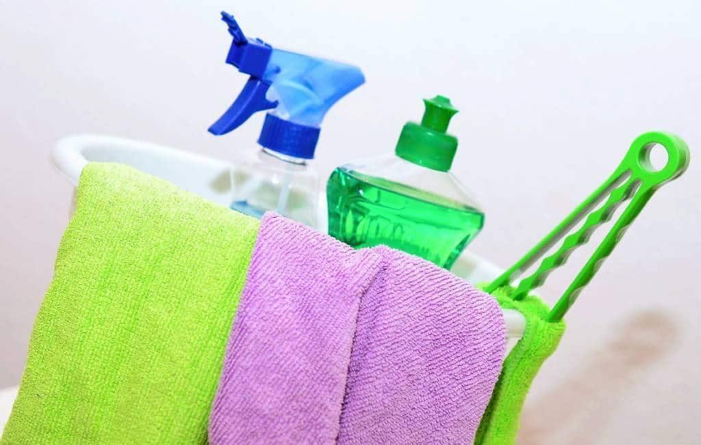 Problemen na mixen schoonmaakmiddelen toegenomen in Spanje