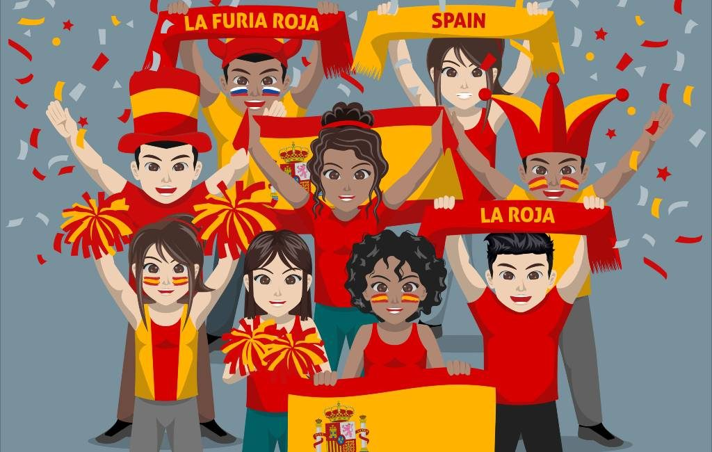 EK-2021 23 juni: Spanje wint met hoogste score EK met 0-5 van Slowakije