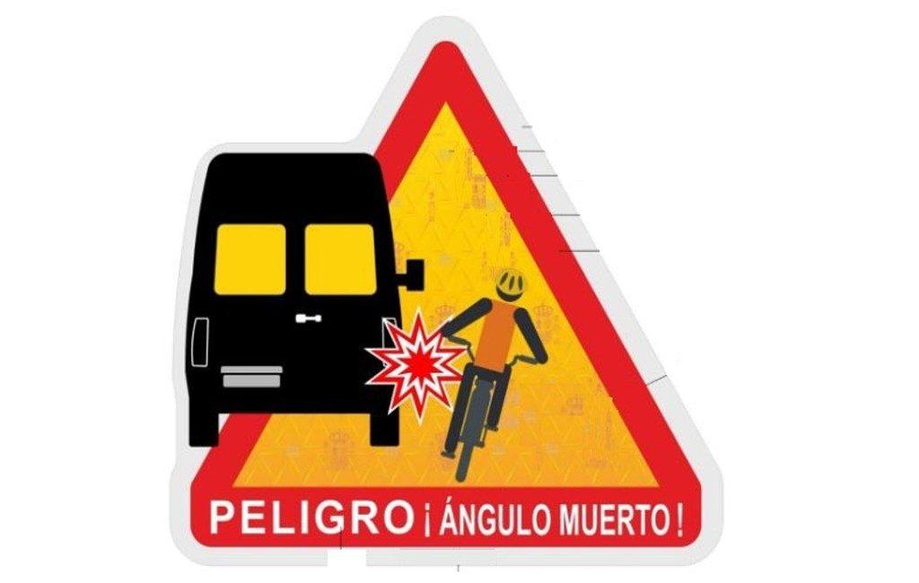 Spanje krijgt net zoals Frankrijk dodehoekstickers voor bepaalde voertuigen