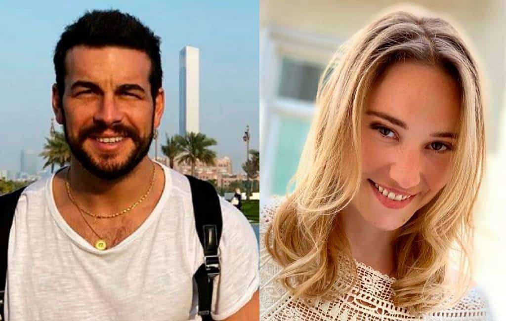 Spaanse en Belgische Netflix acteurs zijn een nieuw stelletje