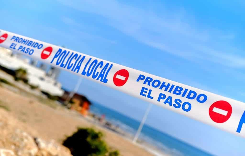 Openingsdata diverse stranden Costa Blanca