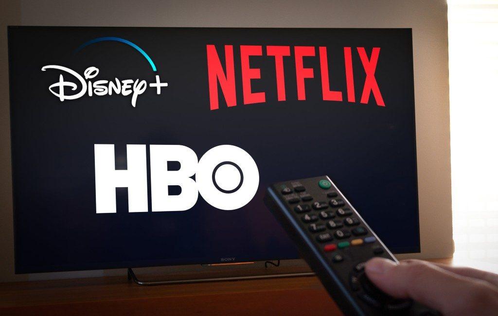 Netflix betaald belasting in Spanje maar HBO en Disney+ nog steeds in Nederland