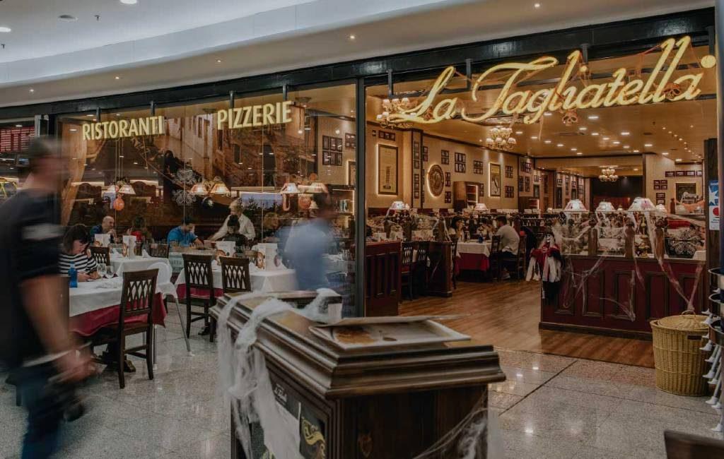 Vliegveld Alicante-Elche krijgt een La Tagliatella restaurant