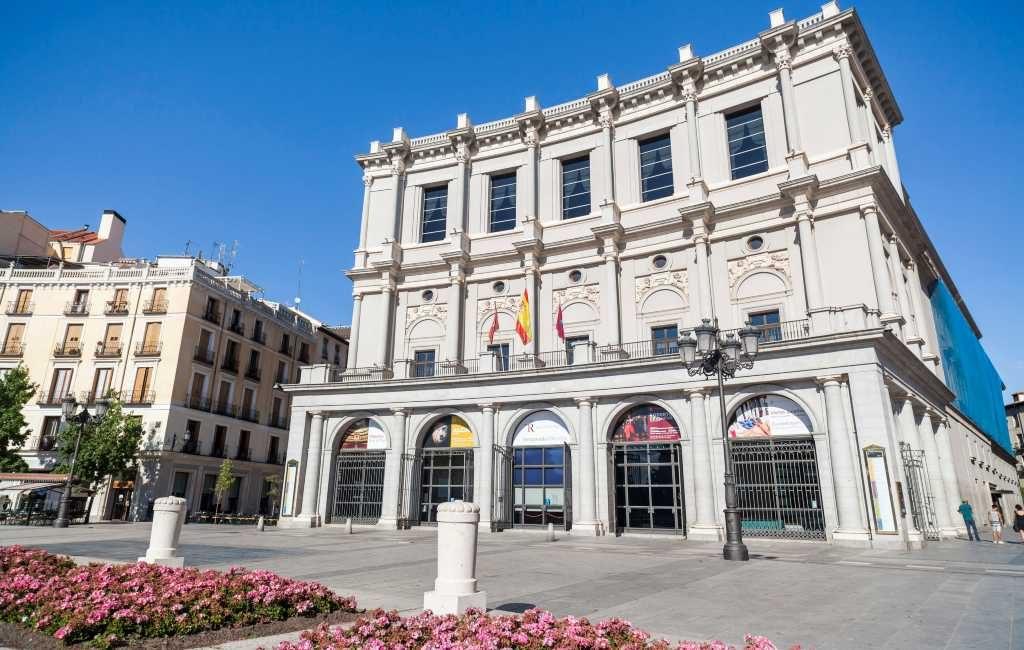Het Teatro Real in Madrid gekozen tot beste opera theater ter wereld