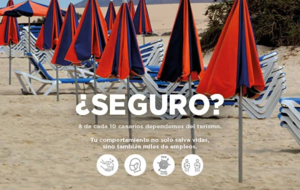 Canarische Eilanden vraagt aan bewoners om het toerisme te redden
