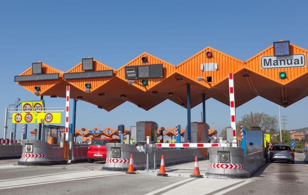 Overzicht van snelwegen die in 2021 tolvrij worden in Spanje