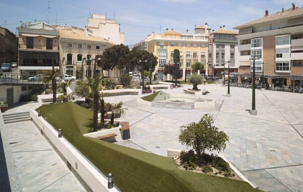 De gemeente Totana in Murcia gaat niet naar Fase 2