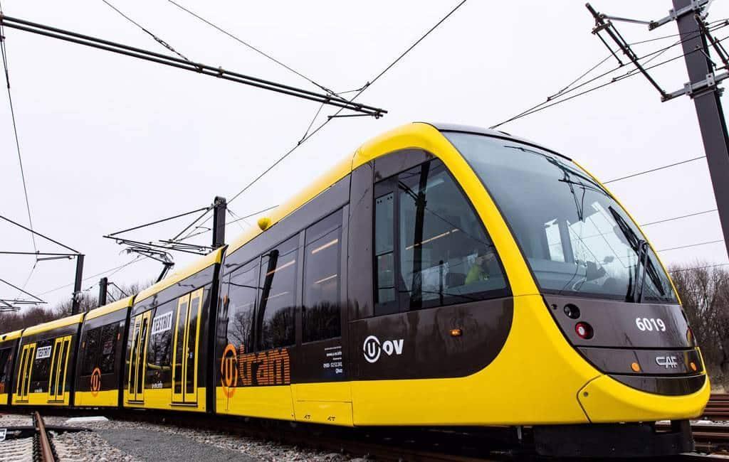 Spaanse trams voor Nederland en België