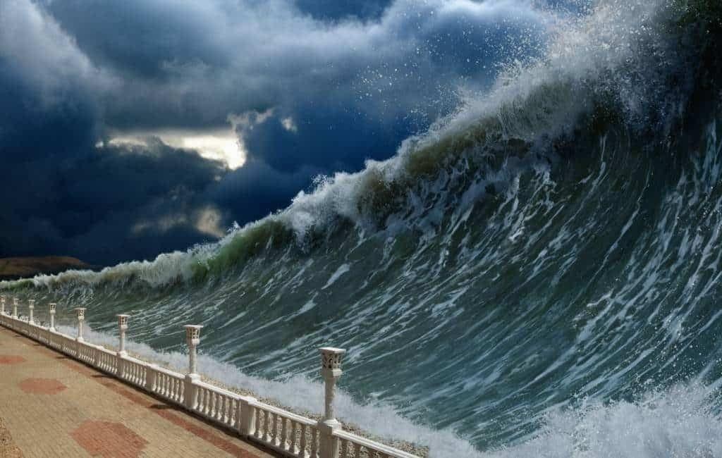 Spanje heeft eindelijke een tsunami waarschuwingssysteem
