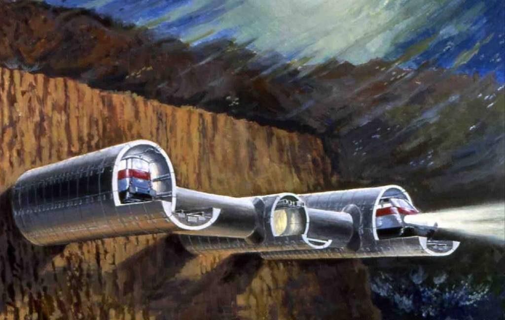 Voorbereidingen technisch haalbare tunnel tussen Europa en Afrika gaan door