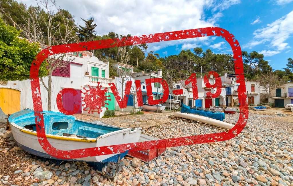 Waarom mag je niet naar een vakantiewoning gaan in Spanje?