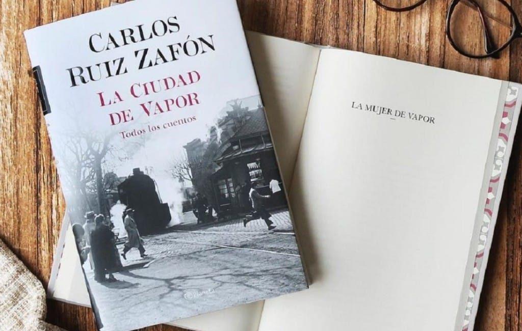 Nieuw boek van in juni overleden Spaanse schrijver Carlos Ruiz Zafón