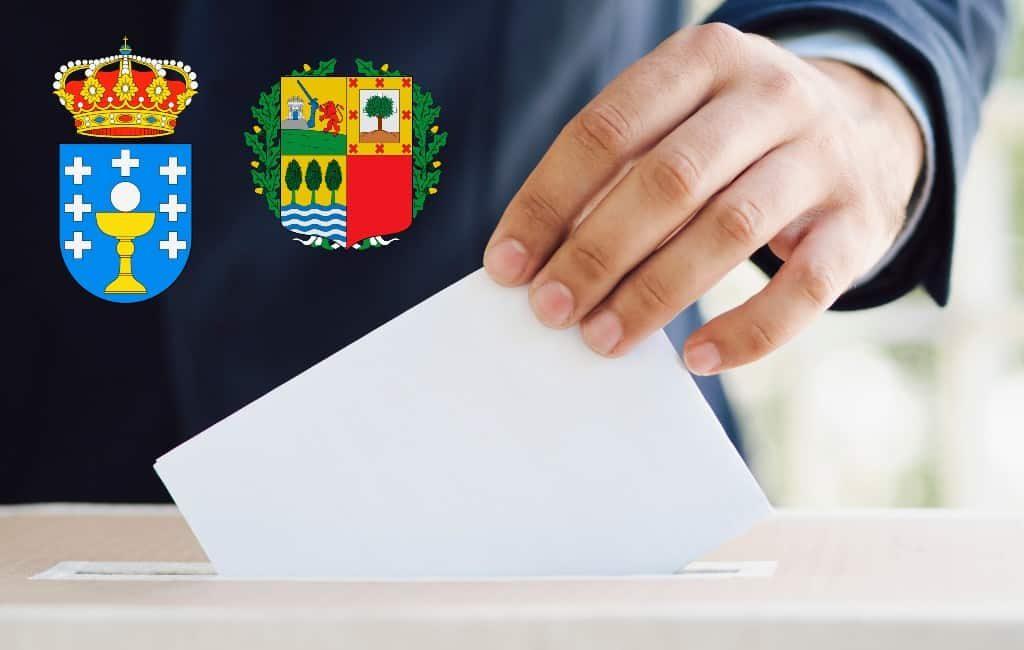 Atypische autonome verkiezingen Baskenland en Galicië in post-corona tijd