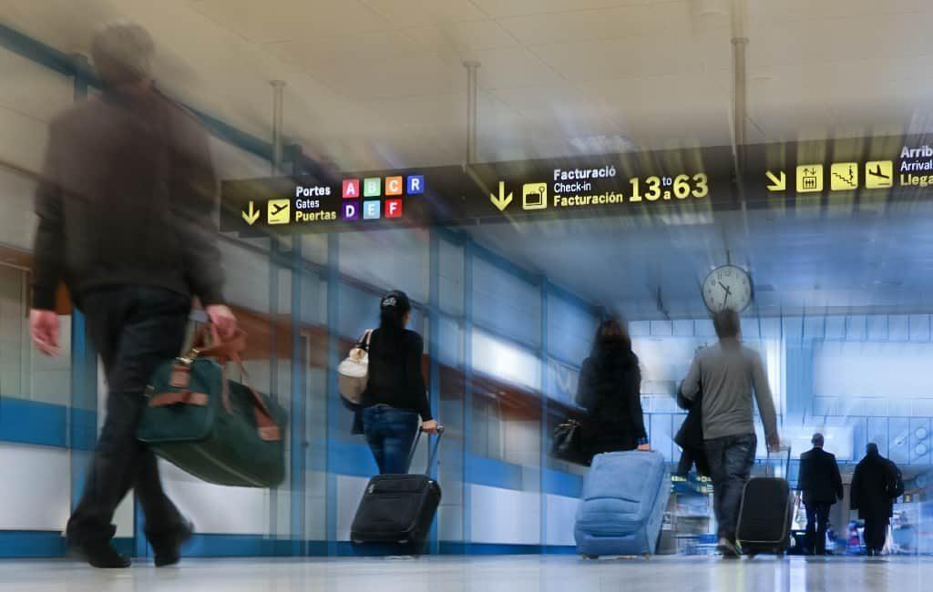 3 van de 10 EU-vliegvelden met minder vluchten zijn Spaans