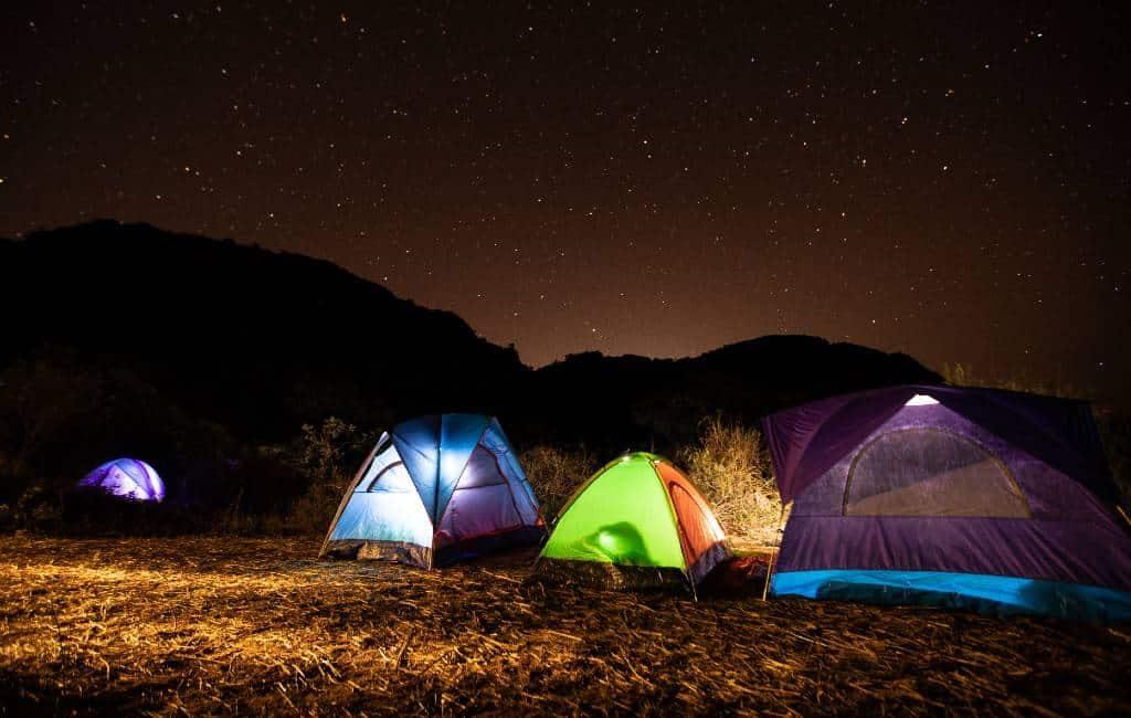 Is wildkamperen wel of niet toegestaan in Spanje