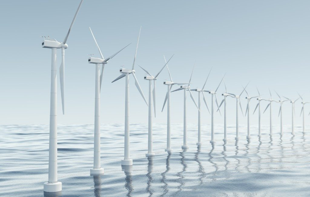 Iberdrola investeert 1 miljard euro in Spanje's eerste drijvende windpark