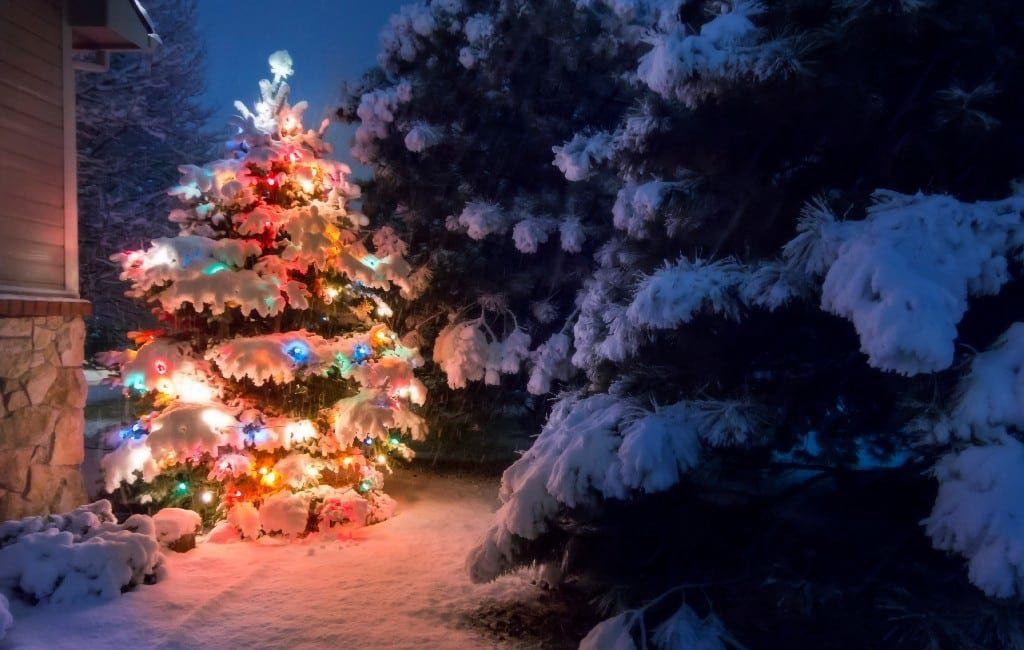 Diverse plaatsen in Noord Spanje zullen een witte kerst hebben