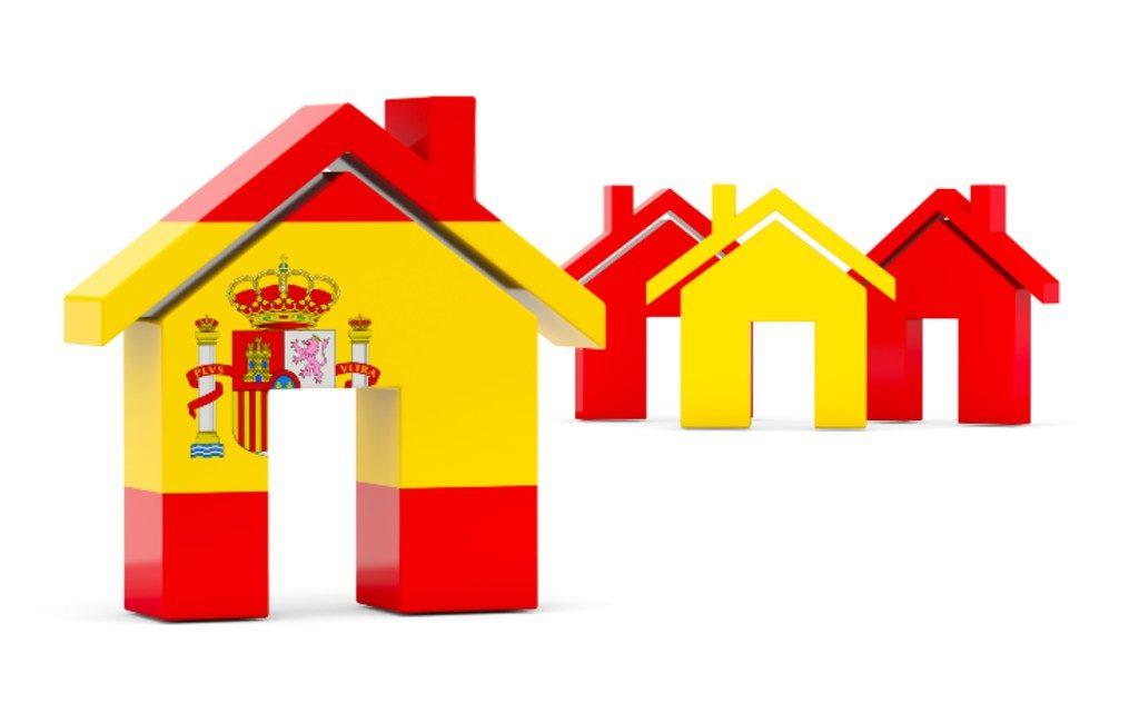 In Spanje werden in april 42.211 woningen verkocht